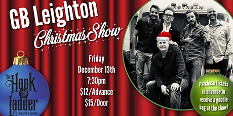 GB Leighton's Christmas Show tickets