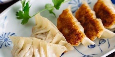 Gyoza Dumplings tickets