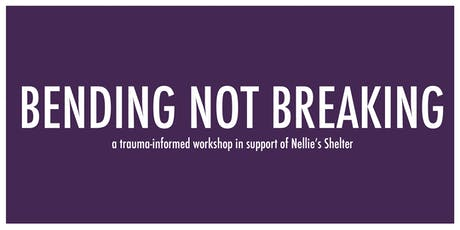 BENDING NOT BREAKING: A Trauma-Informed Yoga Workshop tickets