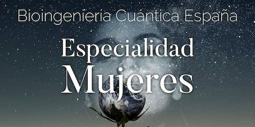 Bioingenieria Cuántica Especial Mujeres