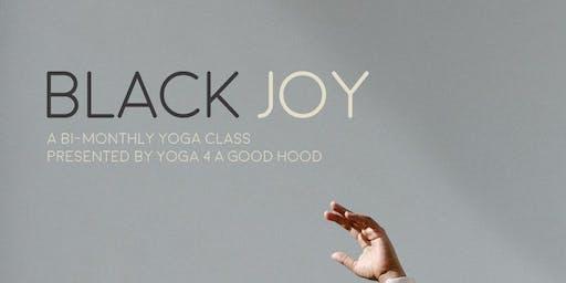 Black Joy Yoga