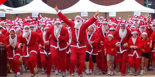 Queen's Santa 5k Fun Run