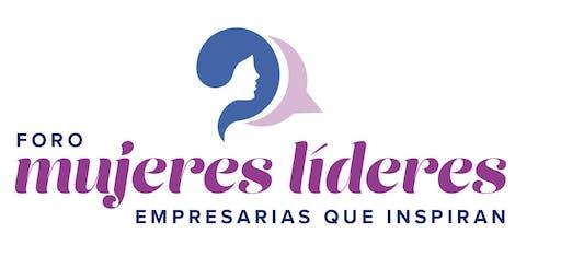 Foro Mujeres Lideres Empresarias que Inspiran