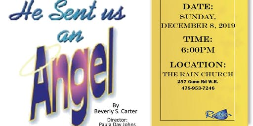 He Sent Us an Angel by Beverly S. Carter