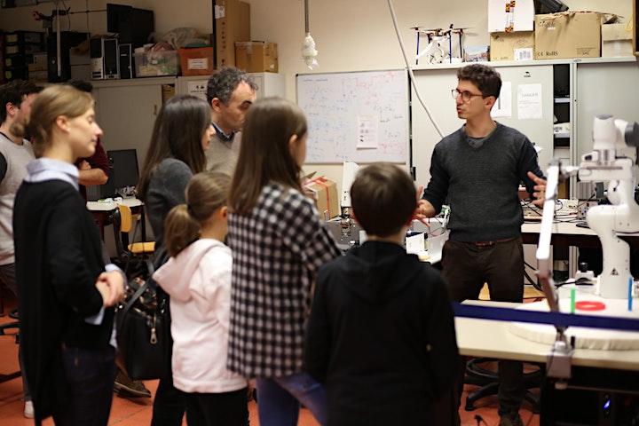 Immagine Visita al Labratorio di Robotica ALTAIR - Settimana Europea della Robotica