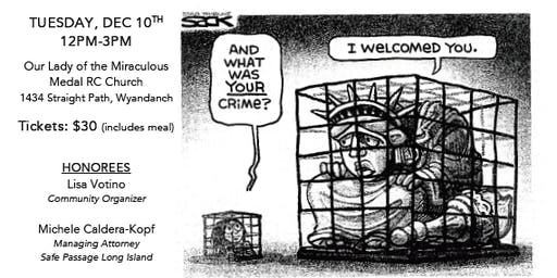 Human Rights Day Interfaith Luncheon