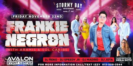 Frankie Negron w/ Aramis Y Sol Caribe Live!