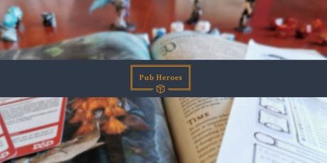 Pub Heroes: Try Out tickets
