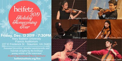Heifetz Holiday Homecoming 2019