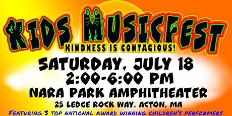 Kids MusicFest tickets