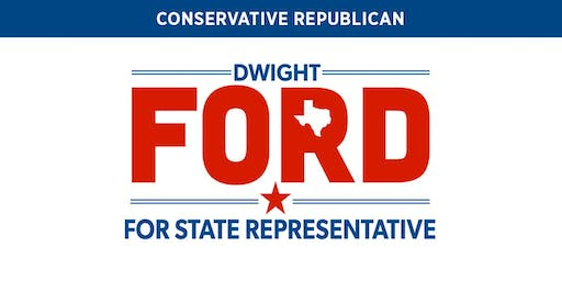 Fundraiser for Dwight Ford for Texas State House