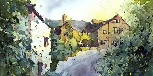 Pen and Ink Workshop- Buildings with Andrew Jenkin