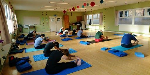 Do Yoga Thursday evening with JP