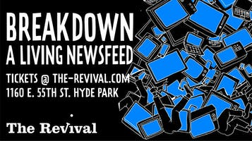 Breakdown: A Living Newsfeed
