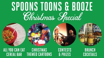 Spoons, Toons & Booze: Christmas Special