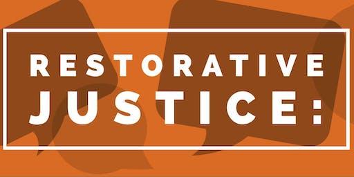 Restorative Justice Session