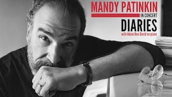 "Mandy Patinkin: ""Diaries"""