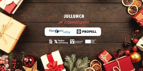 Jullunch på Käppuddsgatan  biljetter