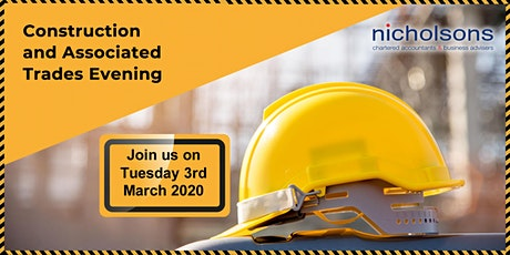 Construction and Associated Trade Forum tickets