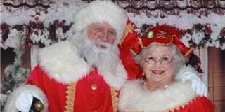 Cocoa & Cookies with Santa & Mrs. Claus