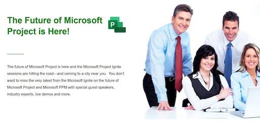 Reimagine Microsoft Project Tour - Toronto Canada