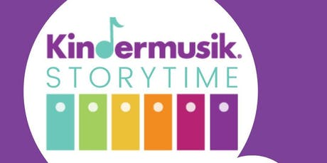 Free Storytime with Emily with Kindermusik tickets