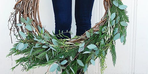 Make & Take: Holiday Wreath