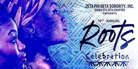 19th Annual R.O.O.T.S Celebration tickets
