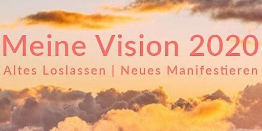 Erschaffe das Jahr Deiner Träume mit Peaceful Mind & Visions-Collage