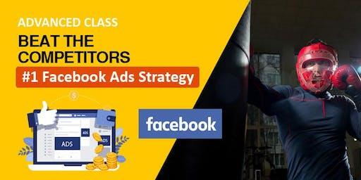 Beat The Competitors - #1 Facebook Ads Tactics (19Nov)