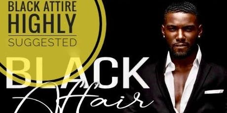 The Black Affair A Thanksgiving Holiday Homecoming Party tickets