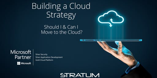 Building a Cloud Strategy - Should I & Can I move to the Cloud?