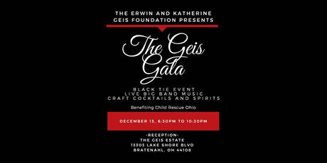 The Geis Gala Donations  tickets