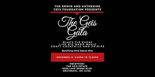 The Geis Gala Donations