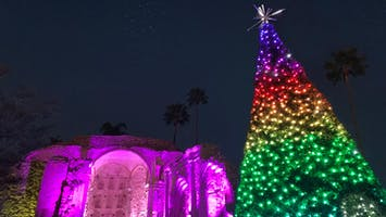 Capistrano Lights: Where History Meets Holiday