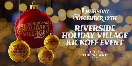 Riverside Holiday Village tickets