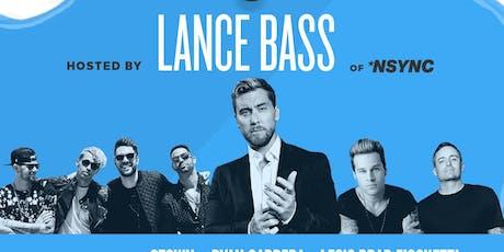 Lance Bass VIP Experience - Riverside, Iowa tickets