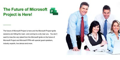 Reimagine Microsoft Project Tour - Hoston TX