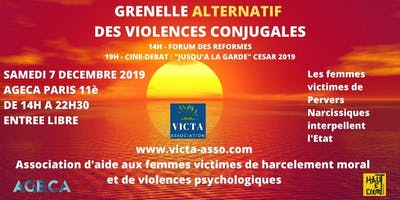 Grenelle ALTERNATIF des violences conjugales