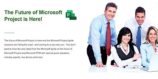 Reimagine Microsoft Project Tour  - Irvine, CA