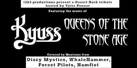 Kyuss & Queens of the Stone Age cover show tickets