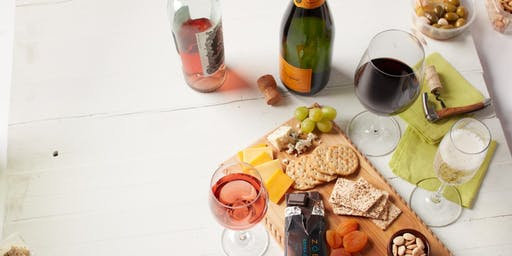 Wine and Cheese Experience hosted by Rich and Rose