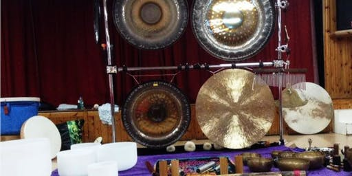 Sound Healing Special event - A Lunch Break with a Difference