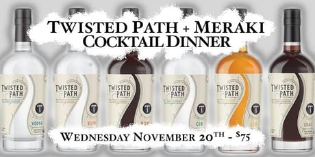 Twisted Path Cocktail Dinner tickets