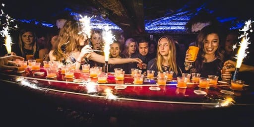 [ELITE SOCIAL] Cocktails & After-Party @ MAHIKI Mayfair