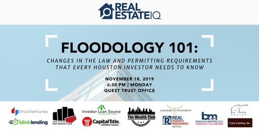 Houston - Floodology 101