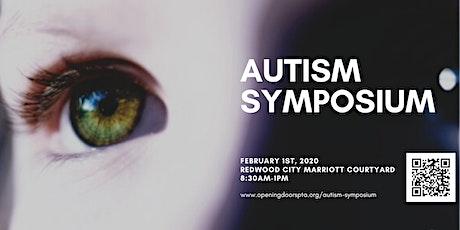 Autism Symposium 2020 tickets