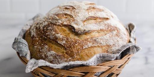 Free Community Class: Sourdough Bread