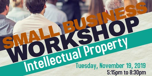 Paragon and LASPBC's Small Business Workshop: IP Law