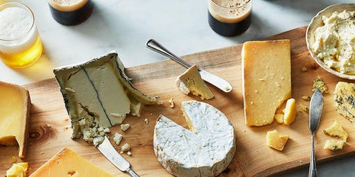 Beer and cheese pairing with Melissa Cole